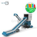 De professionele Plastic Fles van het Huisdier schilfert de Verpletterende Machine van het Recycling van de Was met Capaciteit 500kg/H af