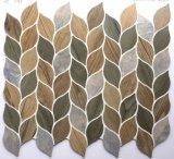 2017 Folhas de vendas superior mosaico de vinil