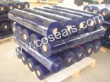 Soft Cyrstal Tabela de PVC, rolo de cobre