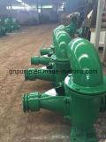 Bomba de água Iq150-220 da irrigação do motor Diesel para a irrigação agricultural