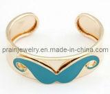La moda de primavera de la Barba Azul Pulsera Chapado en oro pulseras de moda de la cadena de oro chapado, encanto pulseras joyas (PB-033)