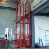 3t de hydraulische Lift van Goederen voor Pakhuis