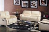 Modernes Recliner-Leder-Sofa (740#)