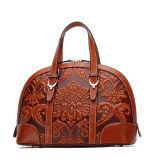 Späteste elegante Entwurfs-echtes Leder-Shell-Beutel-Handtaschen für Ansammlungen der Frauen