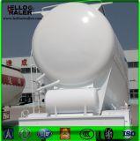 Cimc 질 3 차축 40cbm 대량 가루 트레일러