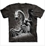 Fashion T-shirt imprimé pour les hommes (M273)