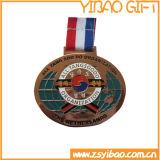 Het Kenteken van de Speld van de douane, Medaille, Medaillon met Lint (yb-md-65)