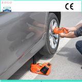 La modification automatique de pneu usine 12volt le véhicule de levage hydraulique électrique Jack
