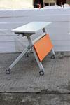 M16001 Traning moderne Table pliante en métal de la jambe