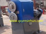 Schrott-Gummireifen, der Gummizerkleinerungsmaschine-Maschine aufbereitet