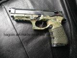 Glockのためのシリコーンゴムのグリップ