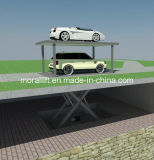 Un Parking Garage Double Deck ascenseur
