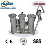 携帯用タイプ油圧石油フィルター機械