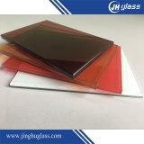 En Verre feuilleté trempé de couleur du verre plat pour Constrution