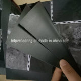 0.35mm를 마루청을 까는 PVC 0.4mm 0.45mm 0.5mm 0.55mm*2m*30m