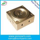 機械加工処理アルミニウムCNC部品、自動車部品、自動車部品、モーター部品