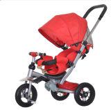 Gute Qualitätsbaby-Spaziergänger, Baby-Dreirad, scherzt Dreirad 4 in 1 Dreirad