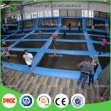 Суды Trampoline прыжока Xiaofeixia Wall-to-Wall крытые
