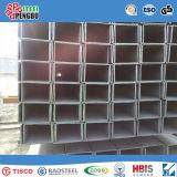 Tubos sem costura em aço inoxidável (quadrada, rectangular)