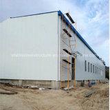 Preiswerte Stahlrahmen-Gemetzel-Werkstatt von China