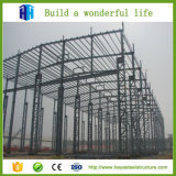 Steel Frame Structures Building Construction Company di High Rise Galvanized