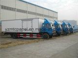 El FRP impermeable de paneles sándwich de madera contrachapada para el cuerpo de camiones de carga seca