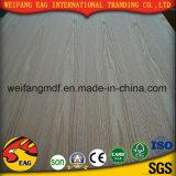 12mm Okoume/Keruing/Burma Teakholz-Furnierholz für Möbel