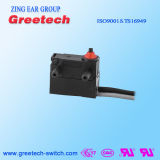 Design à prova de micro interruptor amplamente utilizado no modo automático