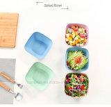 Поднос фруктового салата прочной Пшениц-Сторновки материальный