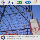 Edificio de marco del espacio de estructura de acero