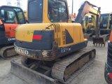 Excavatrice très bonne de Volvo Ec55BLE 5600kg MIDI de condition de travail à vendre