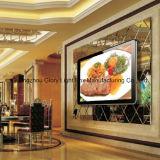 等級LCDデジタルの表記を取付ける屋内壁