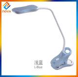Lámpara de vector de Dimmable LED 4W con el escritorio--Clip Muti-Using el diseño 110-240V