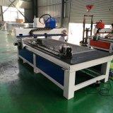 4º rebajadora CNC de ejes con Super pesado /Diámetro grande estructura/husillo 4.5kw