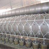 Rede de fio sextavada galvanizada (3m*0.5m*0.5m)