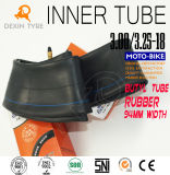 Chambre à air 3.00/3.25-18 de tube de tube butylique initial de moto