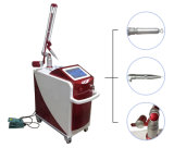 2波長医学ND YAGレーザーの入れ墨の取り外し機械(OW-D2)