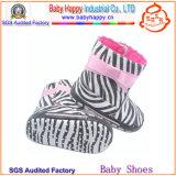 2013 novíssimo Zebra Botas de bebé