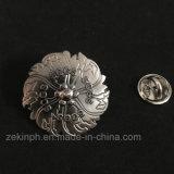 Il risvolto antico su ordinazione di placcatura 3D appunta il distintivo della medaglia