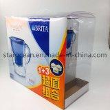Kunststoffgehäuse-faltbarer Kasten mit UVdrucken für Juicer
