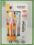 Tägliche Marken-Pakistan-heiße Verkaufs-Zahnbürste mit freier Schutzkappe
