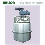 El tanque de la calefacción de vapor de agua del petróleo del acero inoxidable