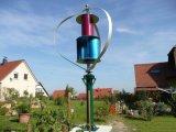 По вертикальной оси 1 квт ветровой турбины для домашнего использования (SHJ-NEV1000Q4)