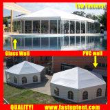 Tenda laterale del PVC della fabbrica della Cina multi per il diametro 8m di congresso ospite di Seater delle 60 genti