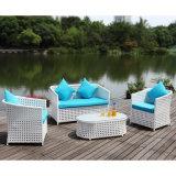 家具のSunproof中国のファブリック枕が付いている屋外の庭の家具