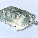 CNCの部品を機械で造るカスタマイズされた高く複雑なアルミ合金