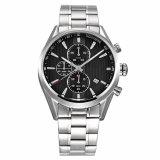 De mensen vormen de Klassieke Hoogste Militaire Horloges van de Sport van het Horloge van het Kwarts van het Merk Multifunctionele