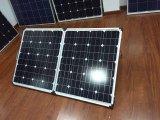 야영을%s 접히는 휴대용 태양 전지판 80W