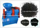 Máquina de pulverização de pó de borracha fina, Moedor de pó de borracha