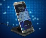 Stootkussen van de Lader van Qi het Draadloze met de Draadloze Norm Qi van de Kabel USB voor iPhone 8